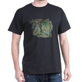 Dragon & the Raccoon Black T-Shirt