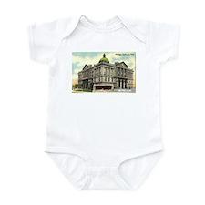 Court House 1 Huntington Indi Infant Bodysuit