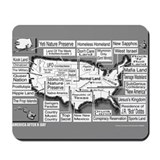 Future History Teaching Aid / Mousepad