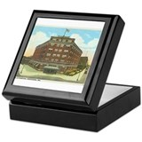 Hotel La Fountain Huntington Keepsake Box