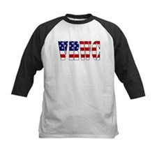VRWC Red White & Blue Tee