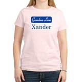 Grandma Loves Xander T-Shirt