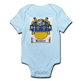 Kramer Coat of Arms Infant Creeper