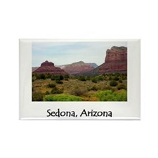 Sedona, Arizona Rectangle Magnet