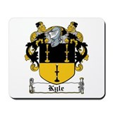 Kyle Coat of Arms Mousepad