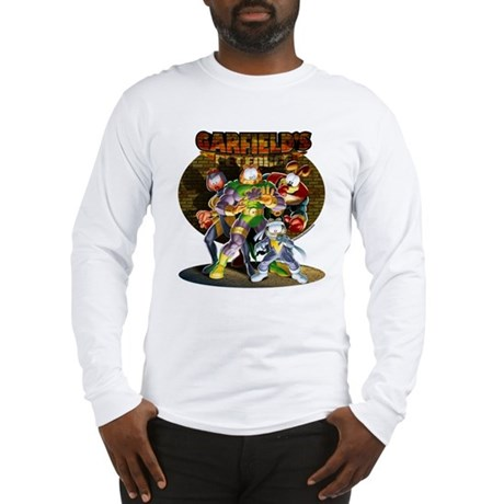 Pet Force - On The Run Long Sleeve T-Shirt