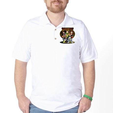 Pet Force - On The Run Golf Shirt