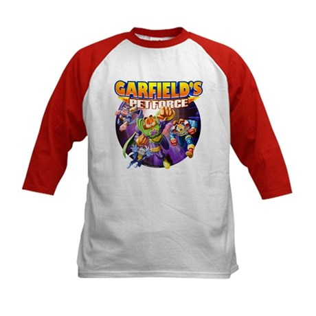 Pet Force - To The Rescue Kids Baseball Jersey