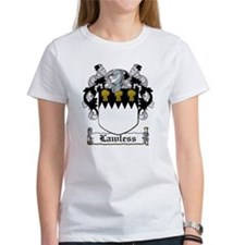 Lawless Coat of Arms Tee