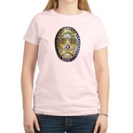 Twin Falls Sheriff Women's Light T-Shirt