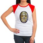 Twin Falls Sheriff Women's Cap Sleeve T-Shirt