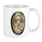 Twin Falls Sheriff Mug
