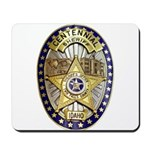 Twin Falls Sheriff Mousepad