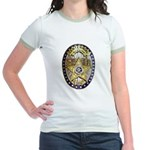 Twin Falls Sheriff Jr. Ringer T-Shirt