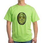 Twin Falls Sheriff Green T-Shirt
