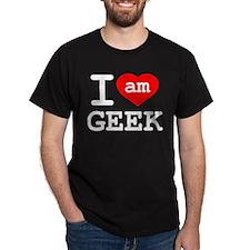 I (am) GEEK T-Shirt