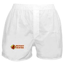 BIGFOOT HUNTER SHIRT BIGFOOT Boxer Shorts