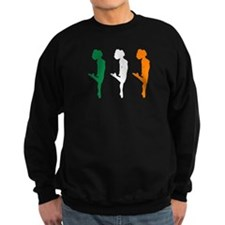 Irish Dancer Flag Sweatshirt