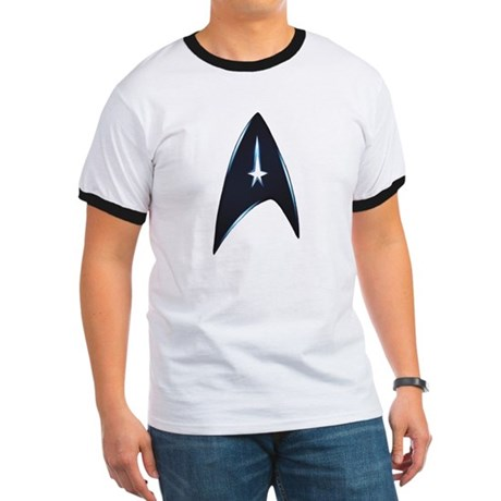 Star Trek New Movie Logo Ringer T