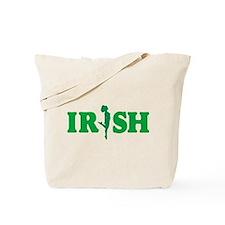 Irish Dancer Tote Bag