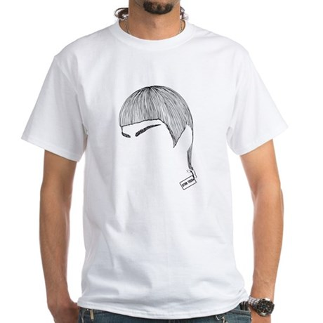 Spock White T-Shirt