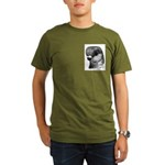 Stettiner Shortface Pigeon Organic Men's T-Shirt (