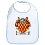 Lovell Coat of Arms Bib