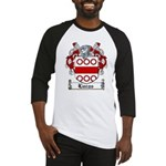 Lucas Coat of Arms Baseball Jersey