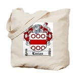 Lucas Coat of Arms Tote Bag