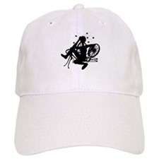 Cyclist Crash Cap