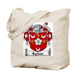 Lydon Coat of Arms Tote Bag
