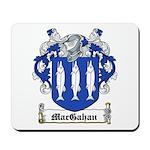 MacGahan Coat of Arms Mousepad