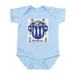 MacGahan Coat of Arms Infant Creeper