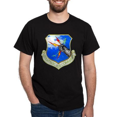Strategic Air Command Black T-Shirt