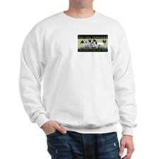 toy fox terrier group Sweatshirt