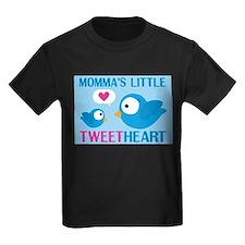 MOMMA'S LITTLE tweet HEART T