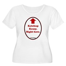 Ketchup Krazy T-Shirt