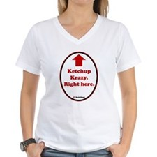 Ketchup Krazy Shirt