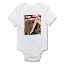 Joan Jett and The Blackhearts Infant Bodysuit