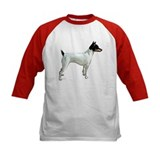 toy fox terrier portrait Tee