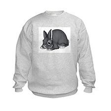 Blue Silver Marten Sweatshirt