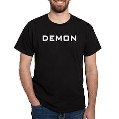 DEMON Black T-Shirt