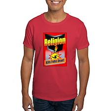 RKFD Black T-Shirt