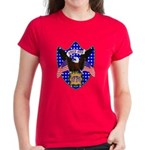 Independence Day Eagle Women's Dark T-Shirt