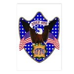 Independence Day Eagle Postcards (Package of 8)