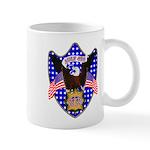 Independence Day Eagle Mug