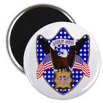 Independence Day Eagle Magnet