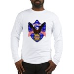 Independence Day Eagle Long Sleeve T-Shirt