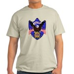 Independence Day Eagle Light T-Shirt