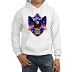 Independence Day Eagle Hooded Sweatshirt